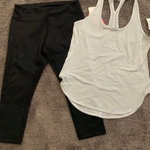 Zella workout outfit